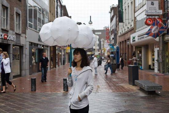 10 παράξενες και υπέροχες ομπρέλες