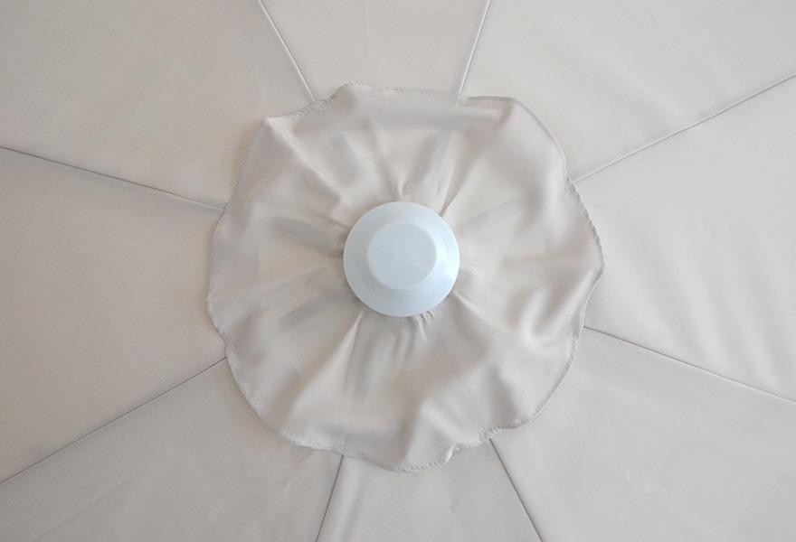 Ομπρέλα αλουμινίου αεραγωγός